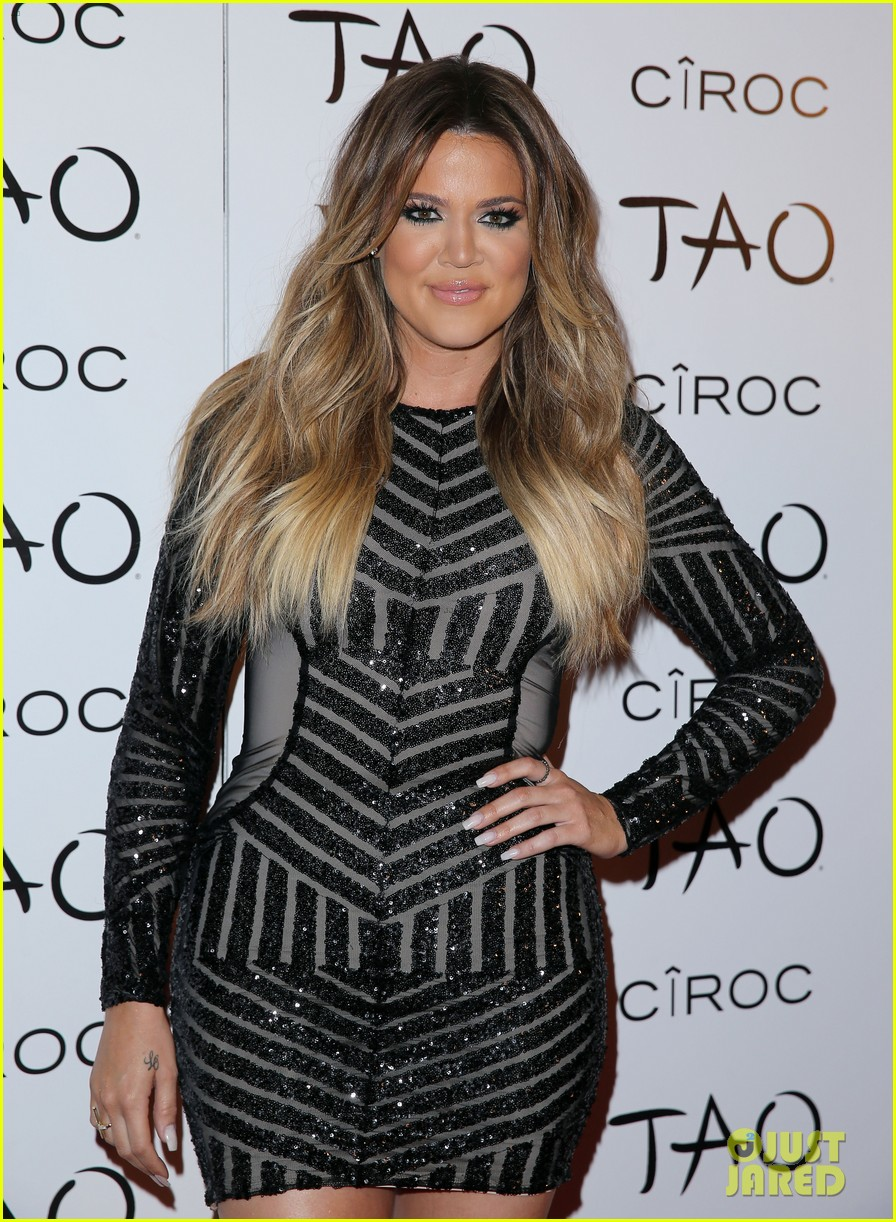 khloe kardashian french montana first red carpet 123149845