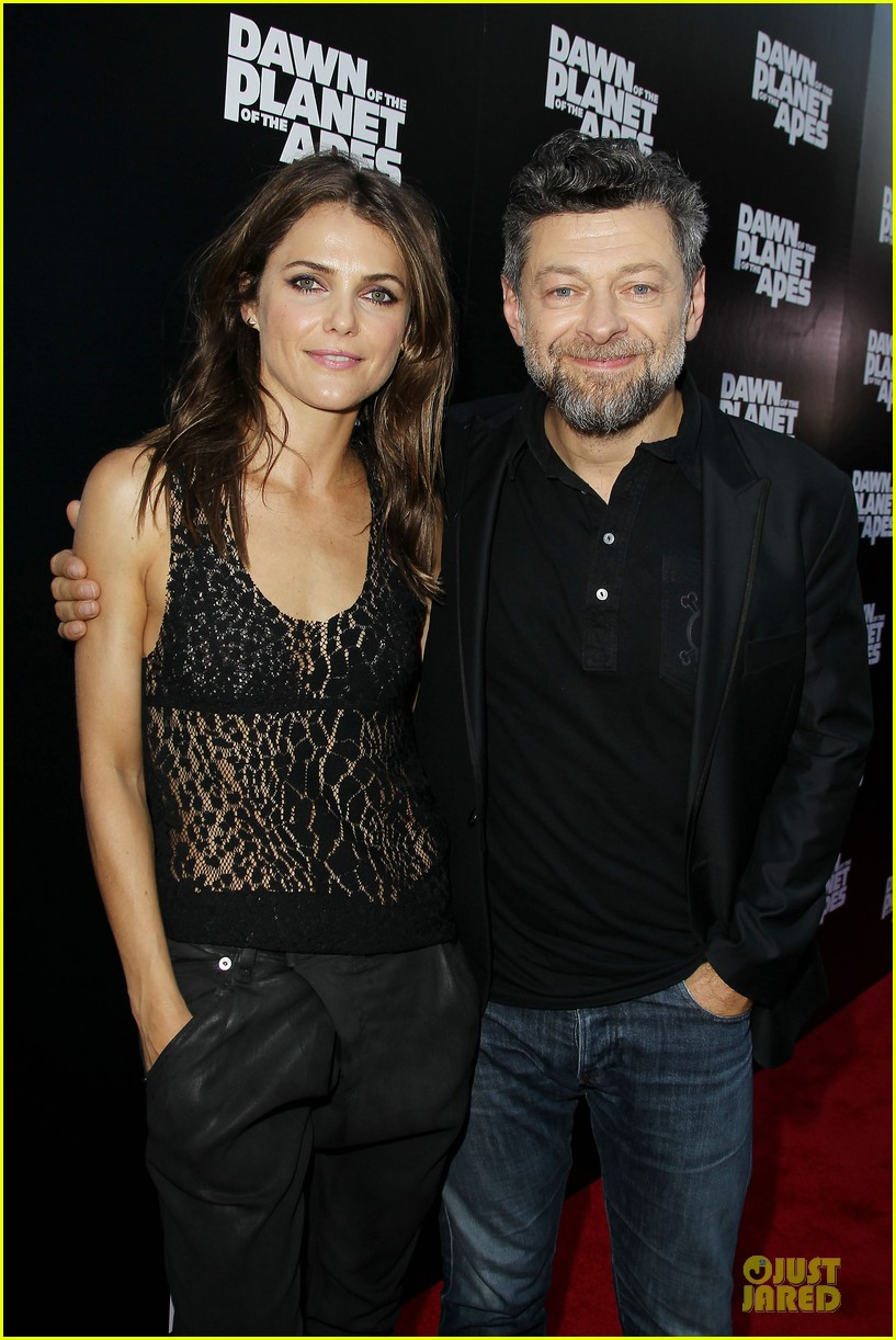 keri russell sheer at dawn of the planets of the apes premiere 023151965