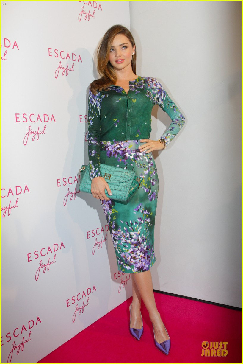 miranda kerr launches escada fragrance in munich 01