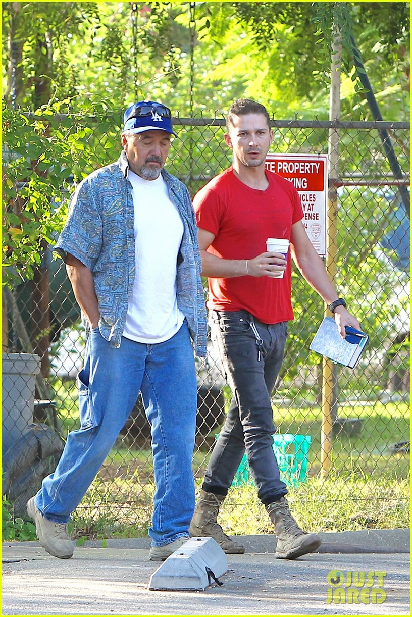 shia labeouf life examined by mel gibson 073152534