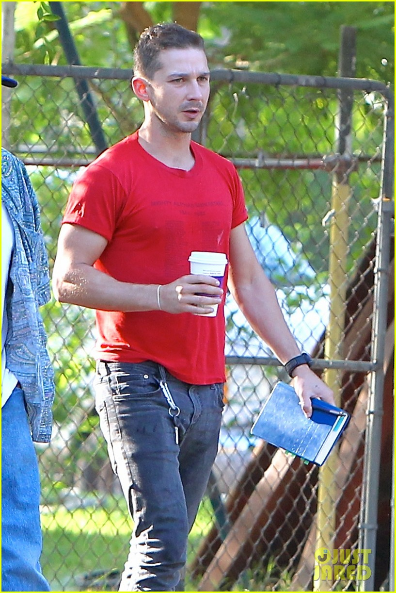 shia labeouf life examined by mel gibson 113152538