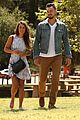 lea michele boyfriend matthew paetz step out together for first time 02