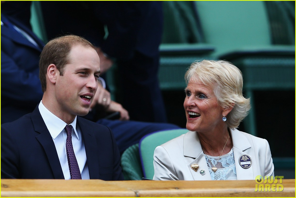kate middleton prince william cheer on wimbledon 073148744