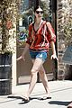 mad mens jessica pare enjoys her free time after filming wrap 07