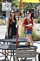 mad mens jessica pare enjoys her free time after filming wrap 12