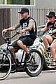 pink throws carey hart a bar crawl birthday looks like he had a blast 19