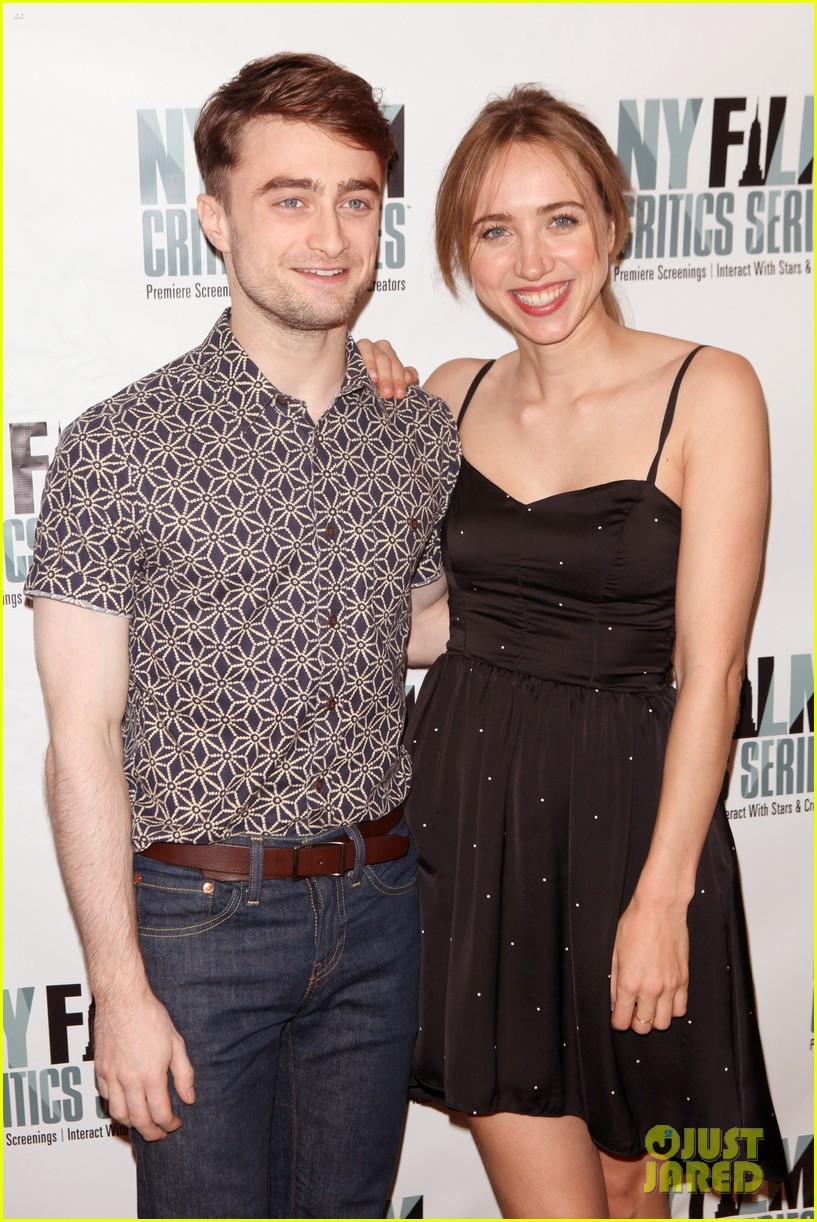 daniel radcliffe zoe kazan what if screening 03