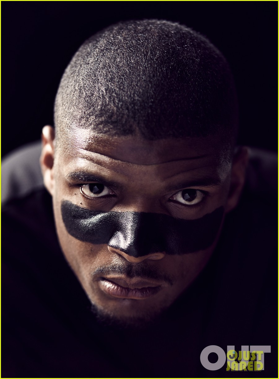 football player michael sam cover out 023153046