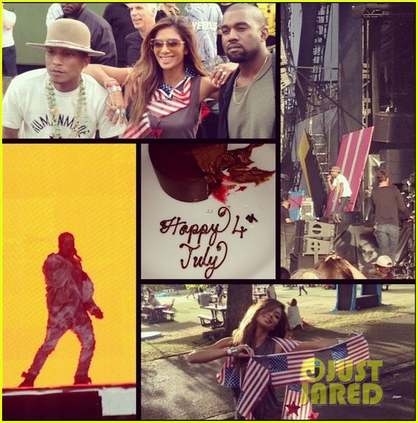 nicole scherzinger spent july 4th with kanye west in london 04