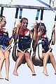 selena gomez jetskis parasailing 22nd bday 05