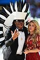 shakira brings cutie son milan on stage after world cup closing ceremony performance 19