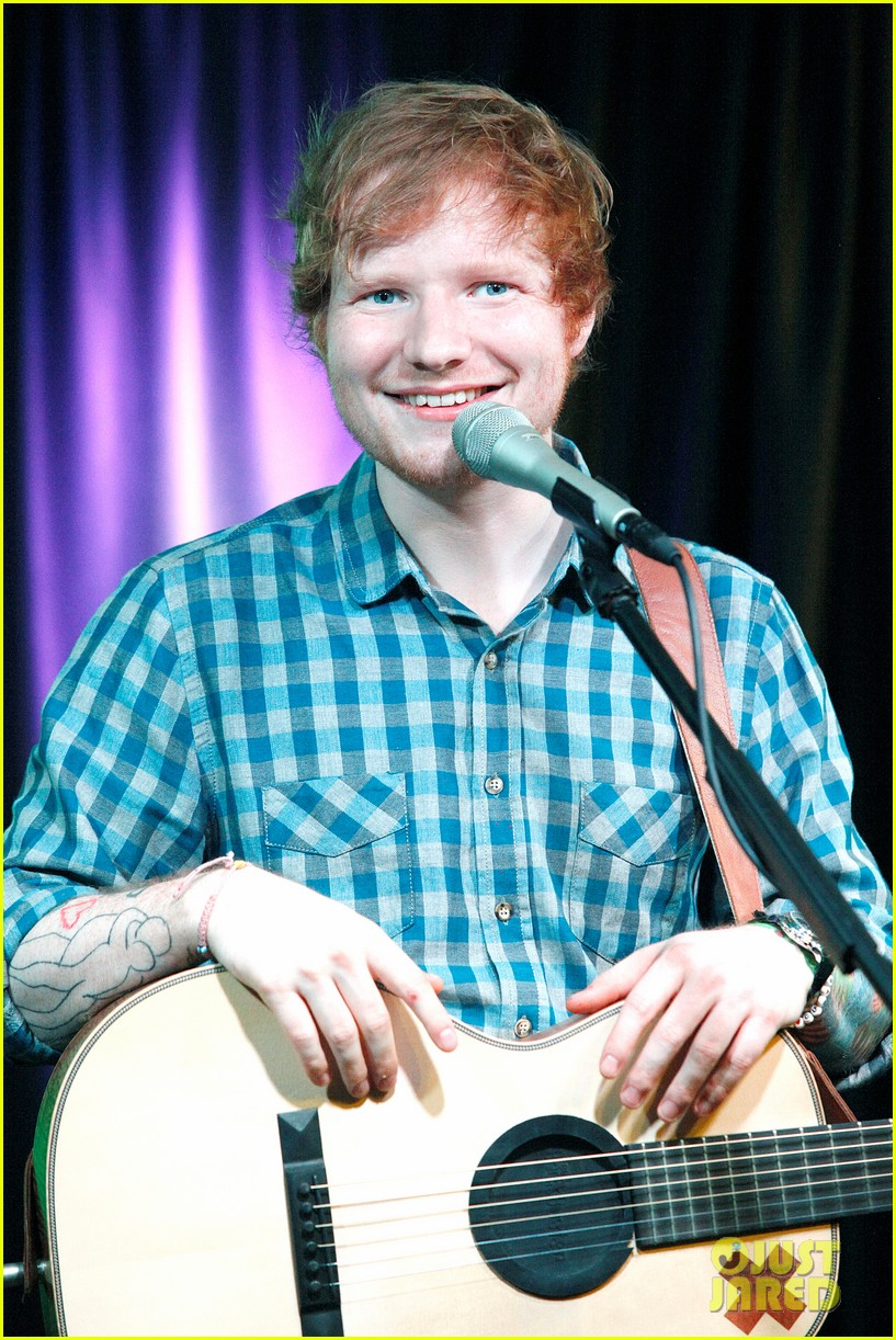 ed sheeran q102 fourth of july the roots 02