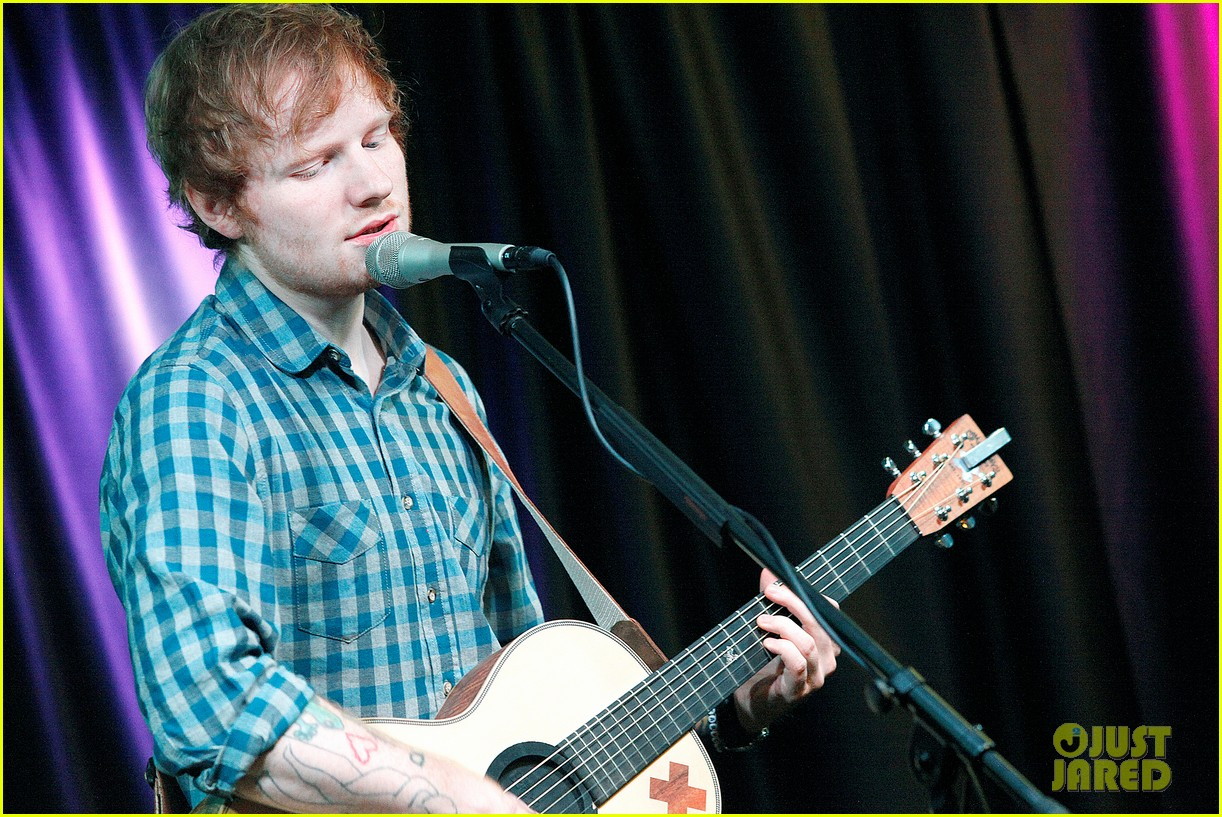 ed sheeran q102 fourth of july the roots 113150029