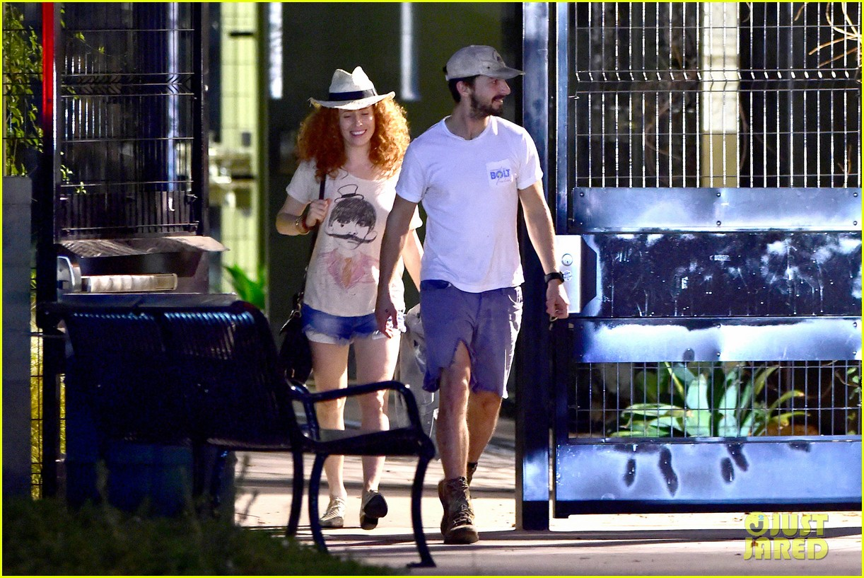 shia labeouf steps out smiling despite rehab reports 08