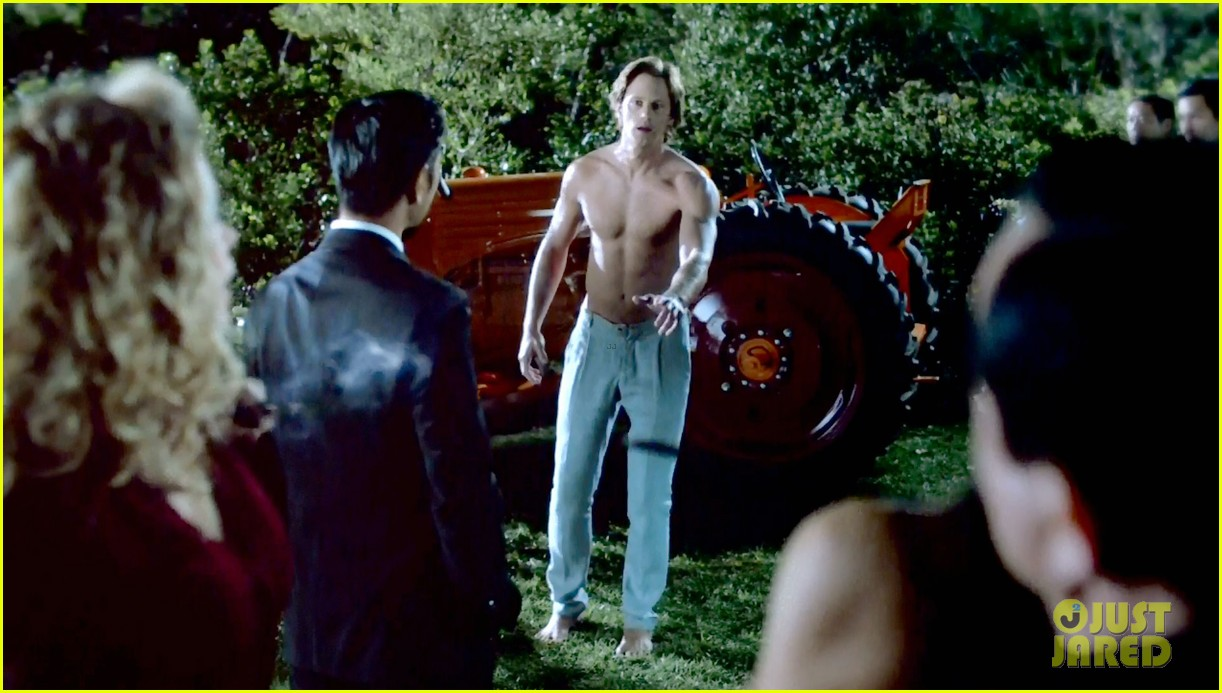 alexander skarsgard butt naked true blood 10