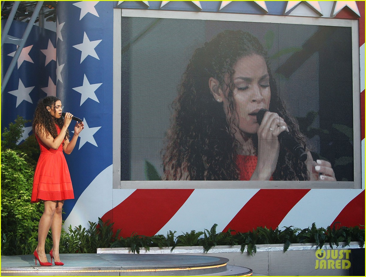 jordin sparks phillip phillips fourth of july special 073149990