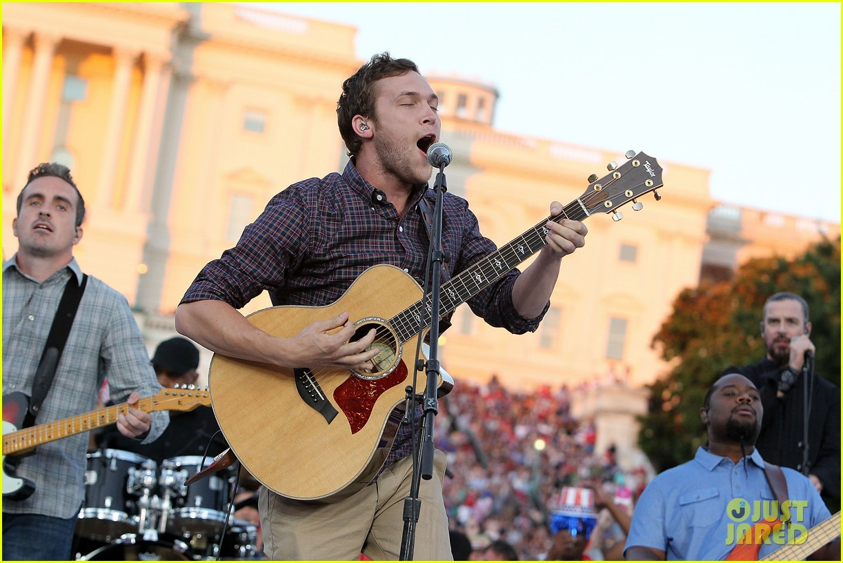 jordin sparks phillip phillips fourth of july special 173150000