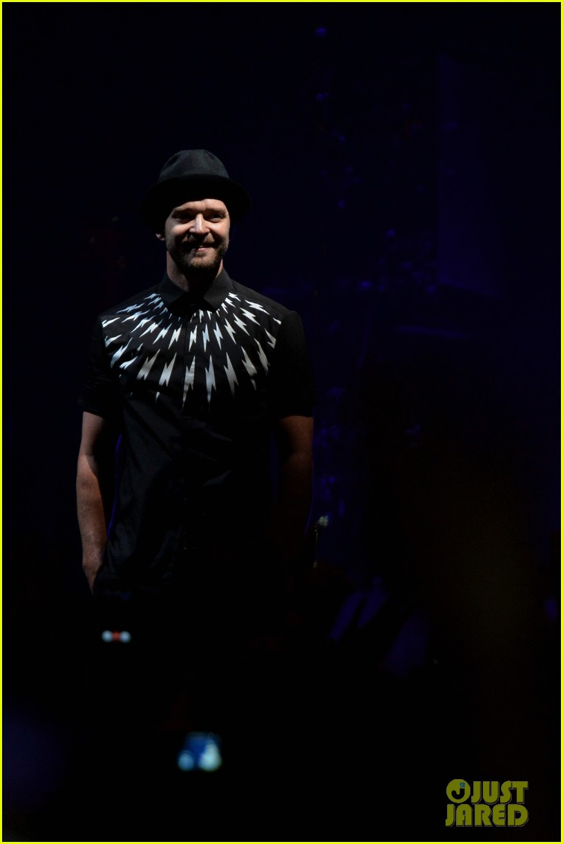 justin timberlake packs the house for nyc concert 14