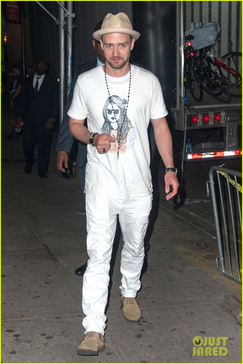 justin timberlake packs the house for nyc concert 18