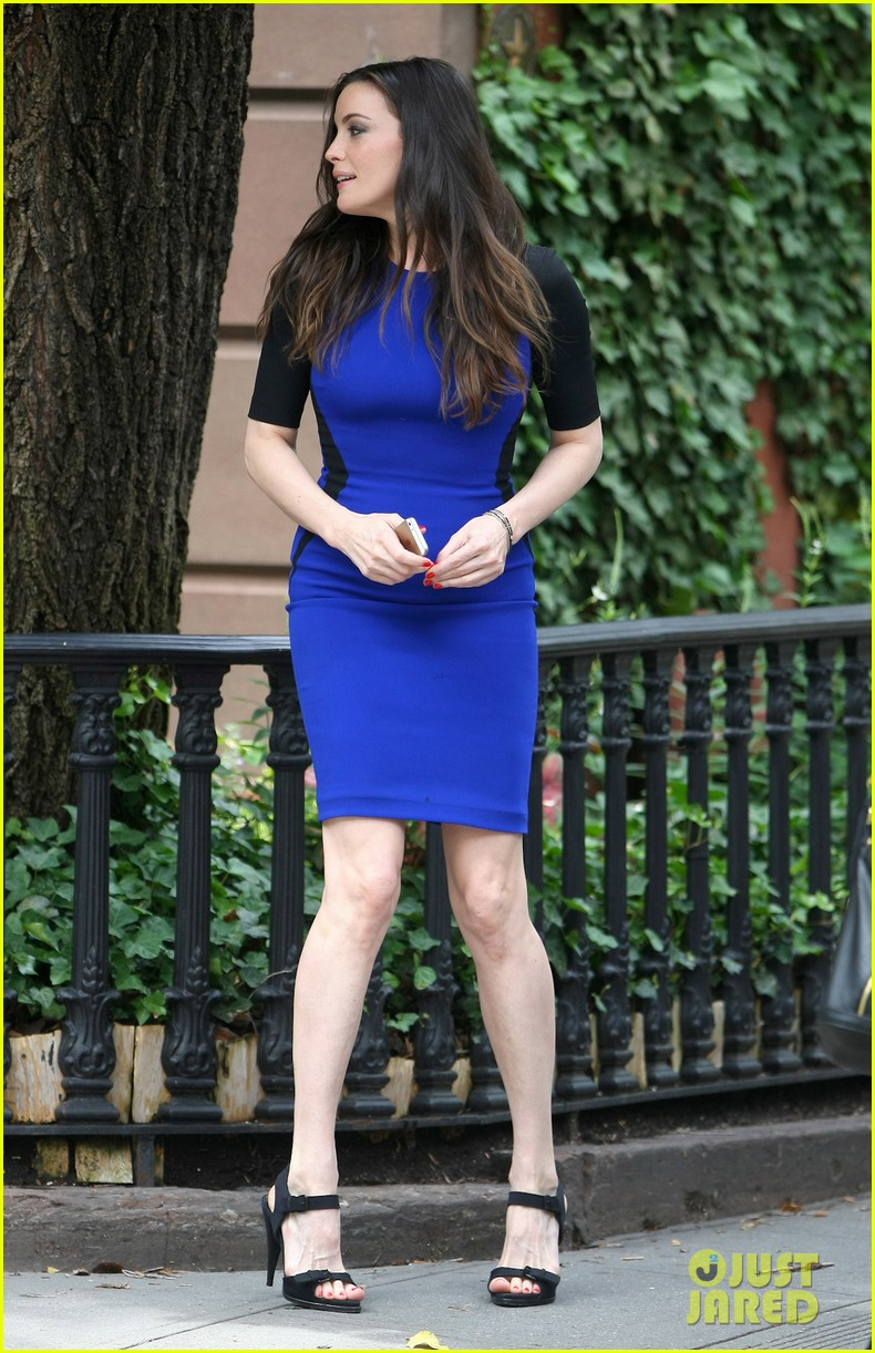 Full Sized Photo of liv tyler talks about justin therouxs ... Liv Tyler