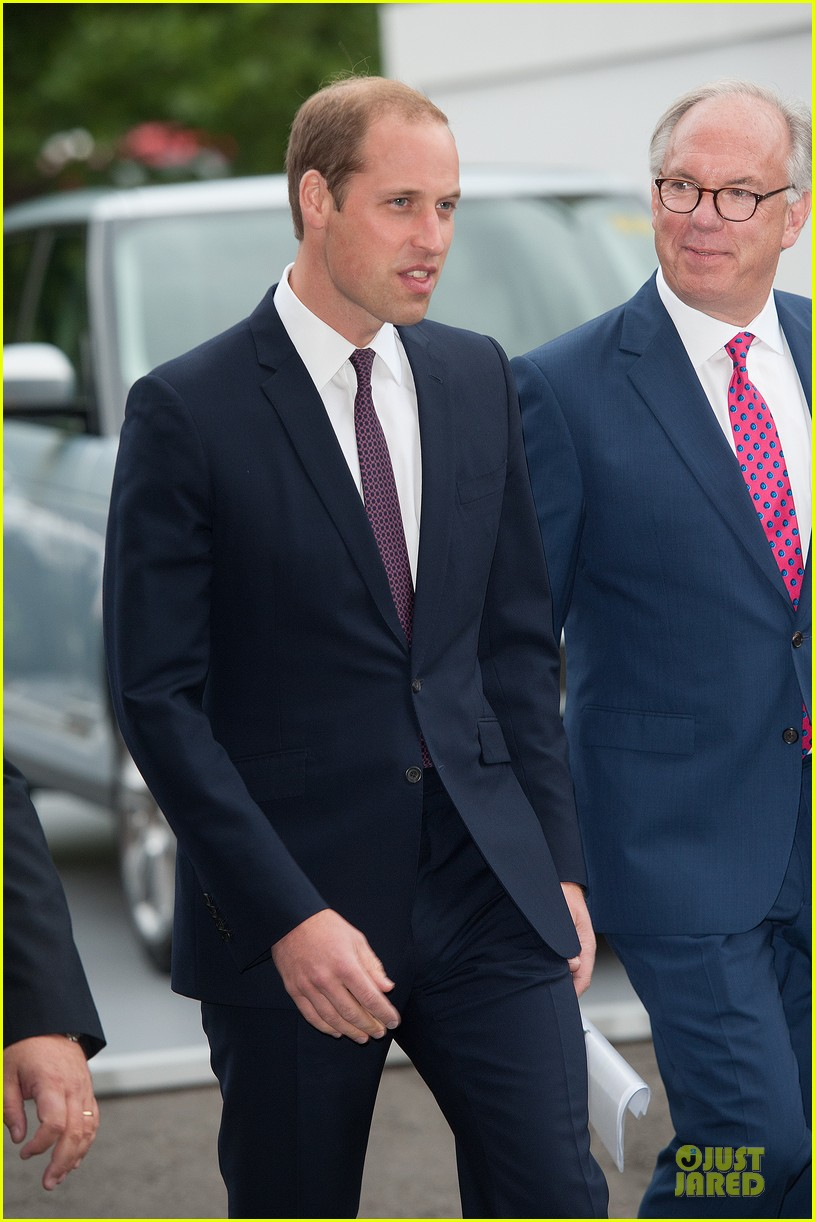 prince william harry accompany dad charles to business gala 15