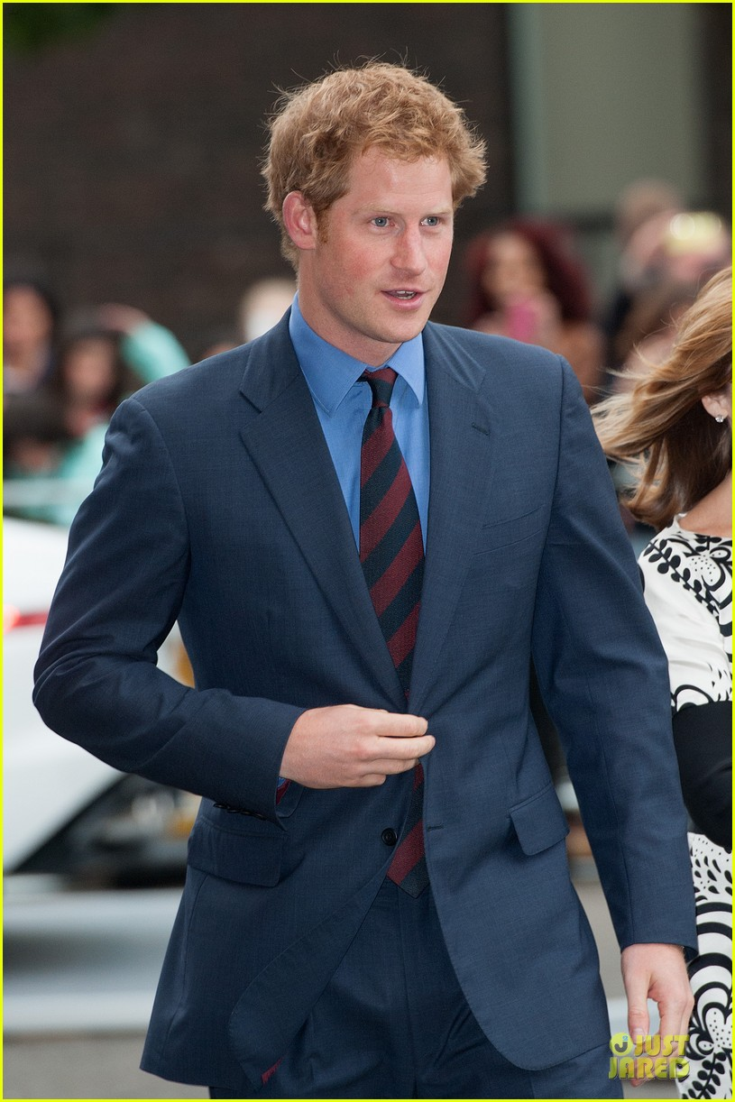 prince william harry accompany dad charles to business gala 16