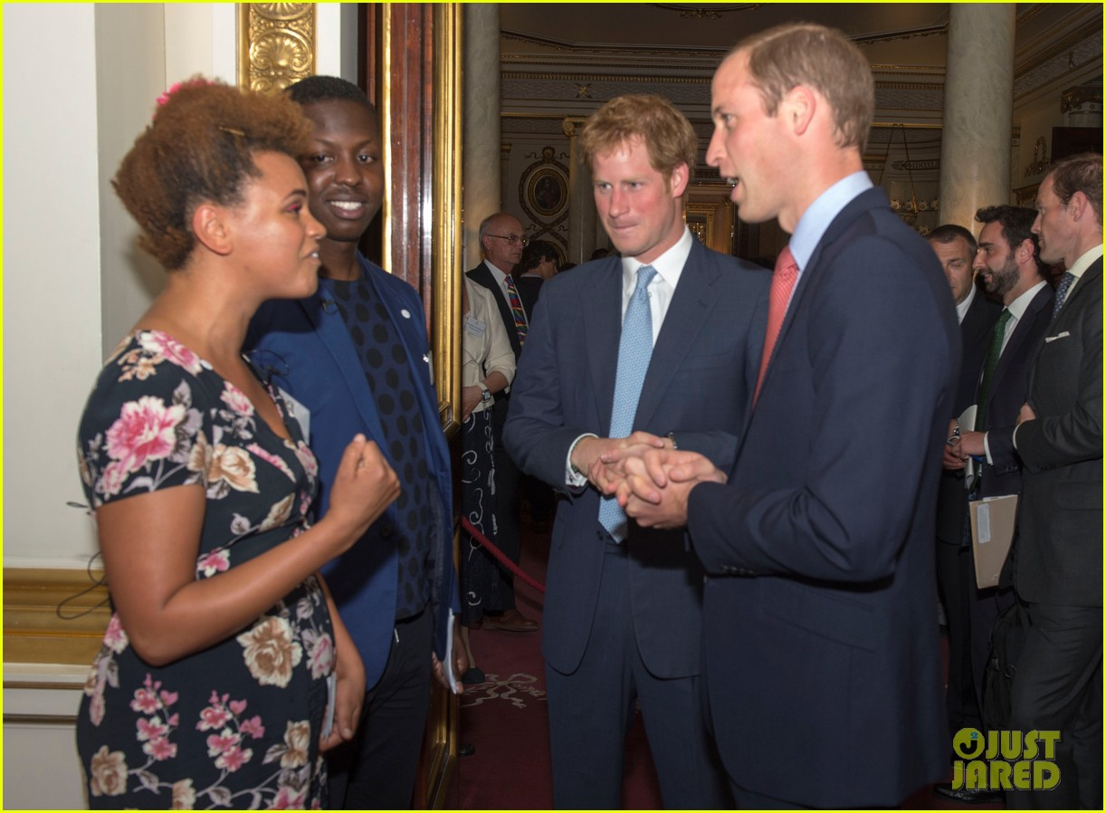 prince william jokes george bath time quite painful 22
