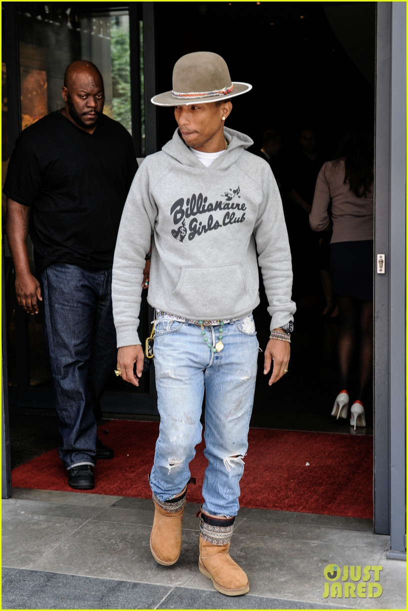 pharrell williams humbled by the success of happy 013151652