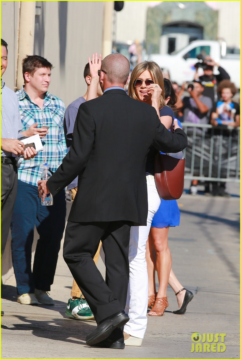 jennifer aniston jimmy kimmel live 20