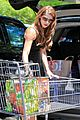 ashley greene dresses up grocery shopping 14