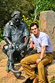 henry cavill visits the durrell wildlife park 02