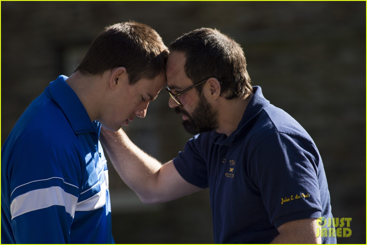 entertainment movies mc foxcatcher john dupont philadelphia steve carell story.