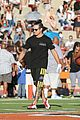 chris brown karrueche tran celebrity flag football game 22