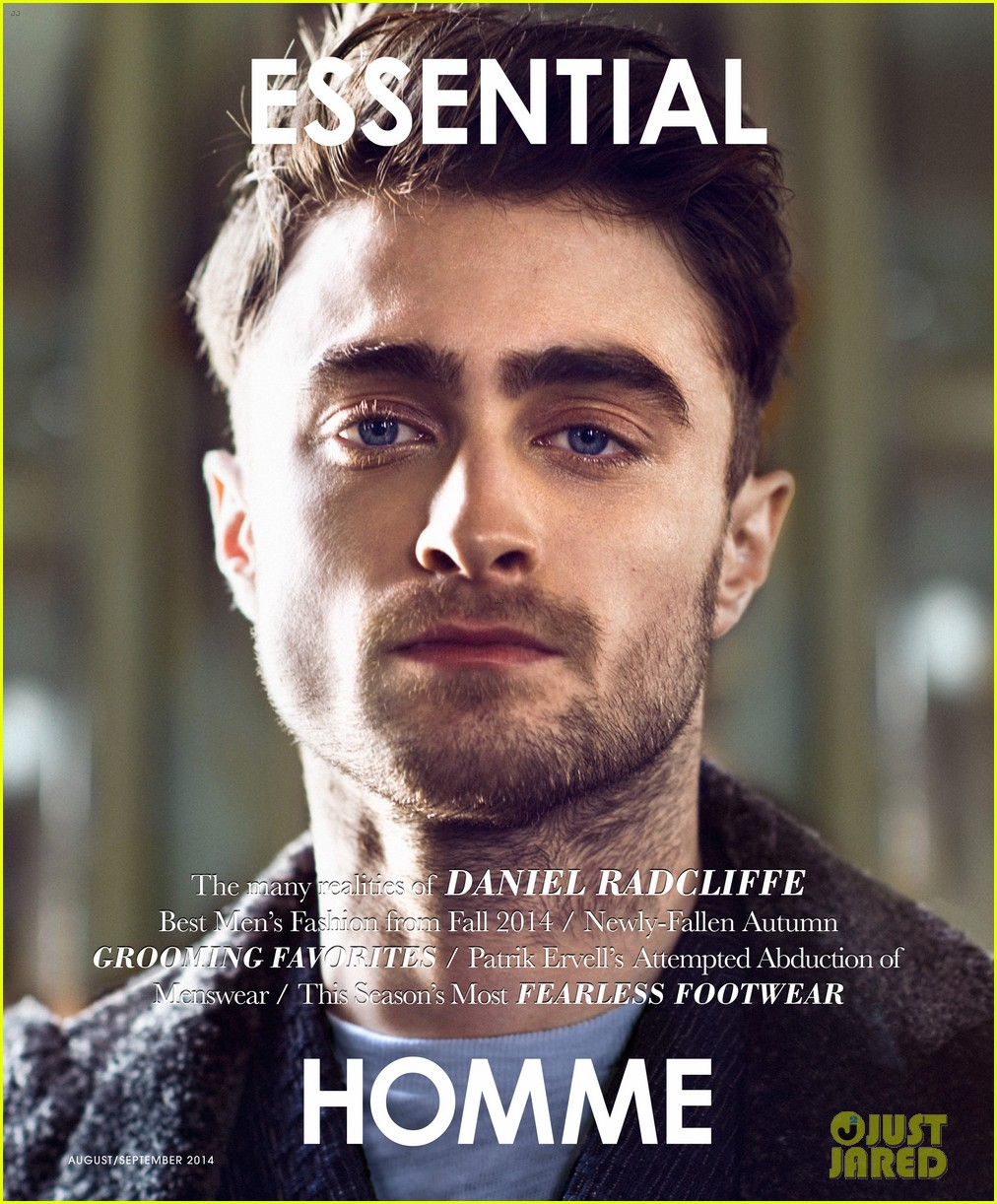 daniel radcliffe idea soulmates ridiculous 013178933