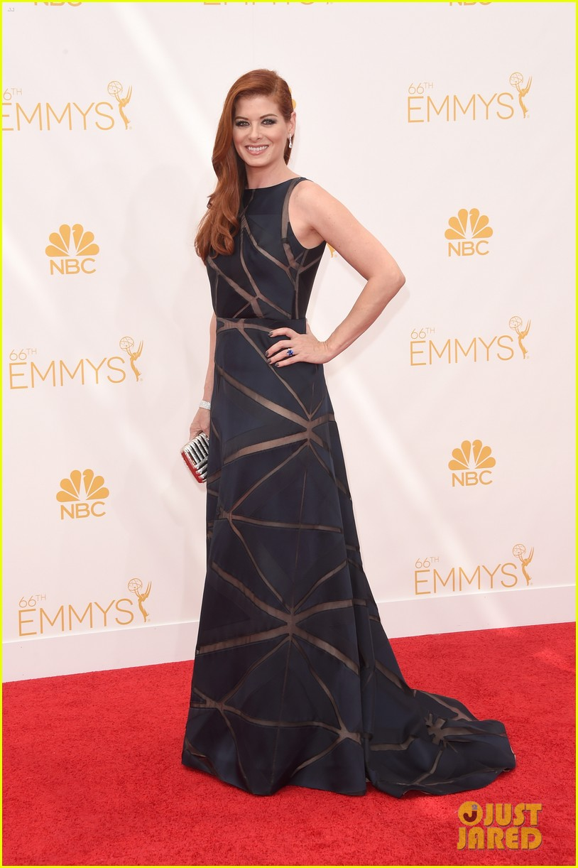 minnie driver debra messing emmys 2014 01