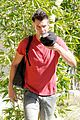 josh duhamel fergies son axl likes to french kiss 04