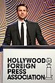 chris evans jason segel wear suit tie at hfpa banquet 01