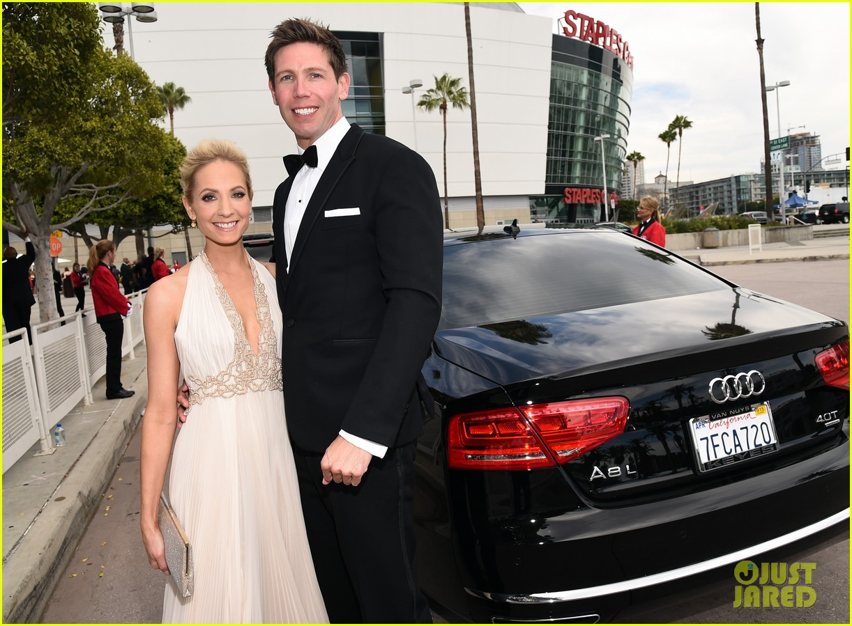 joanne froggatt brings husband james cannon to emmys 2014 023183733