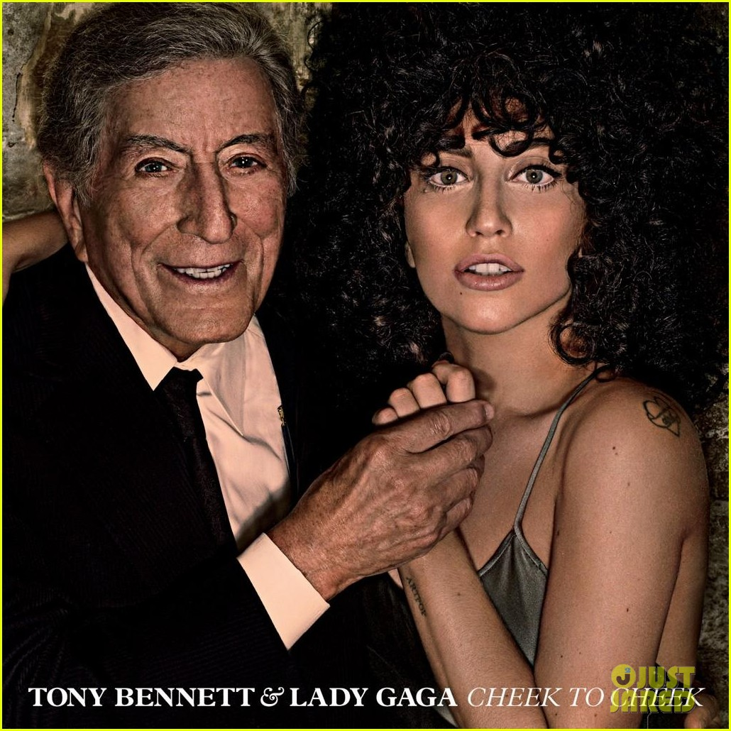 lady gaga tony bennett cheek to cheek artwork 013178689