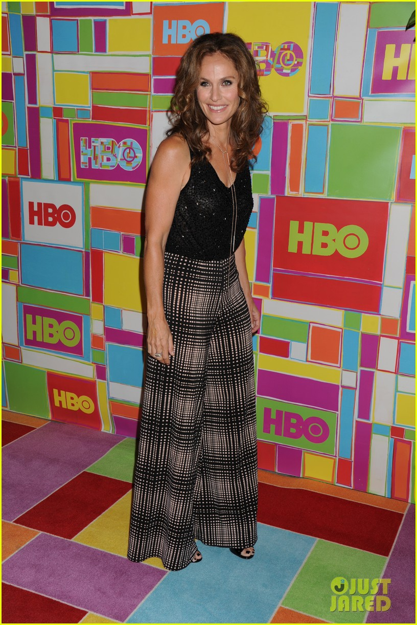 angie harmon amy brenneman hbo emmys 2014 after party 013184092
