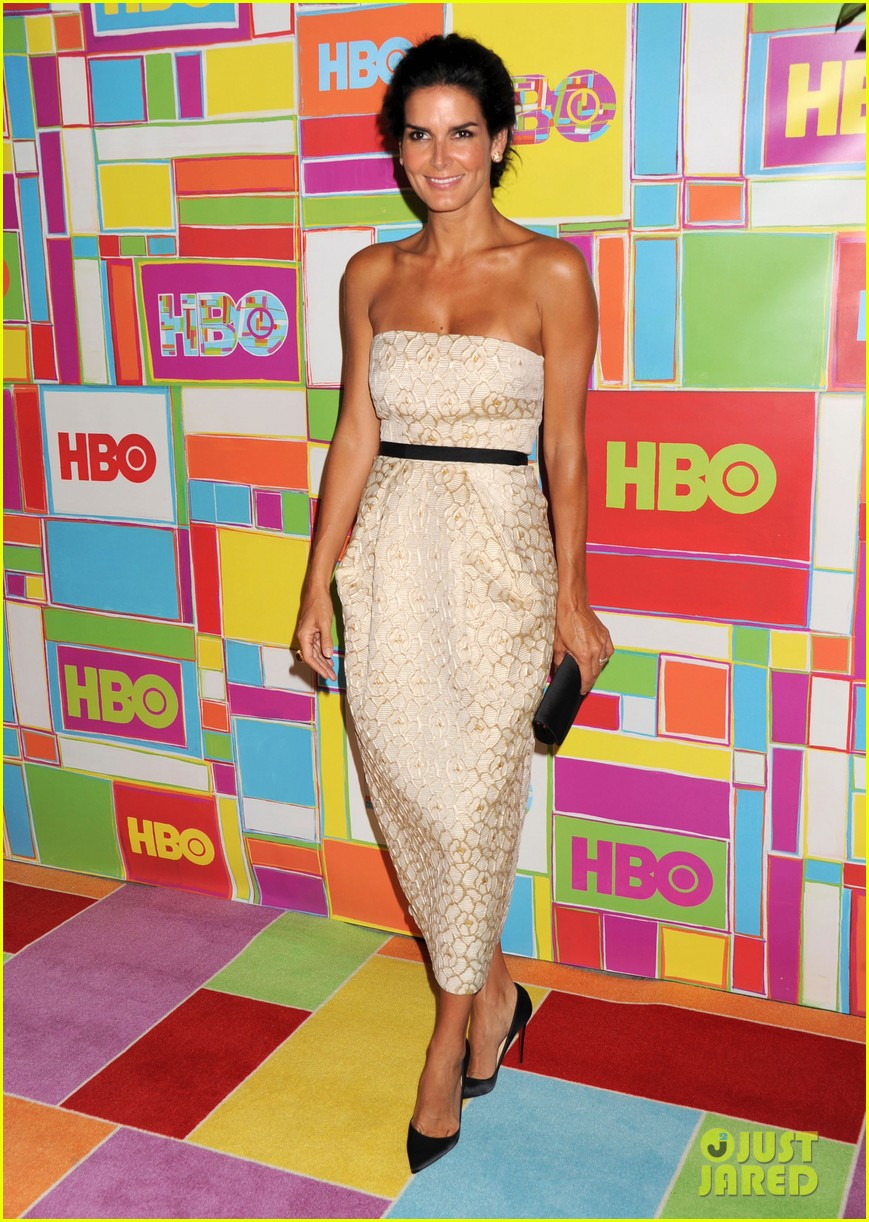 angie harmon amy brenneman hbo emmys 2014 after party 103184101