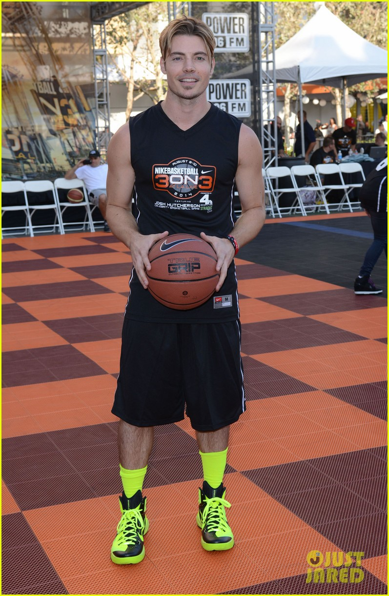 Sbnn celebrity basketball game