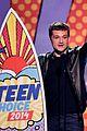josh hutcherson teen choice awards 2014 06