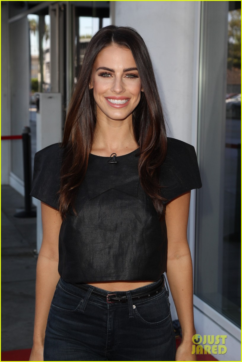 Jessica Lowndes Shows Some Skin At The Prince Hollywood Premiere Photo 3178954