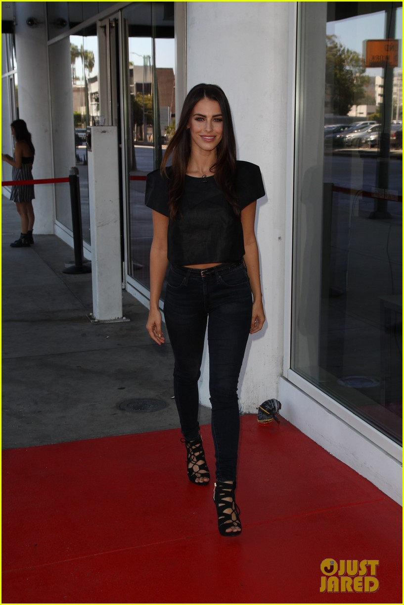 jessica lowndes the prince hollywood premiere 133178965