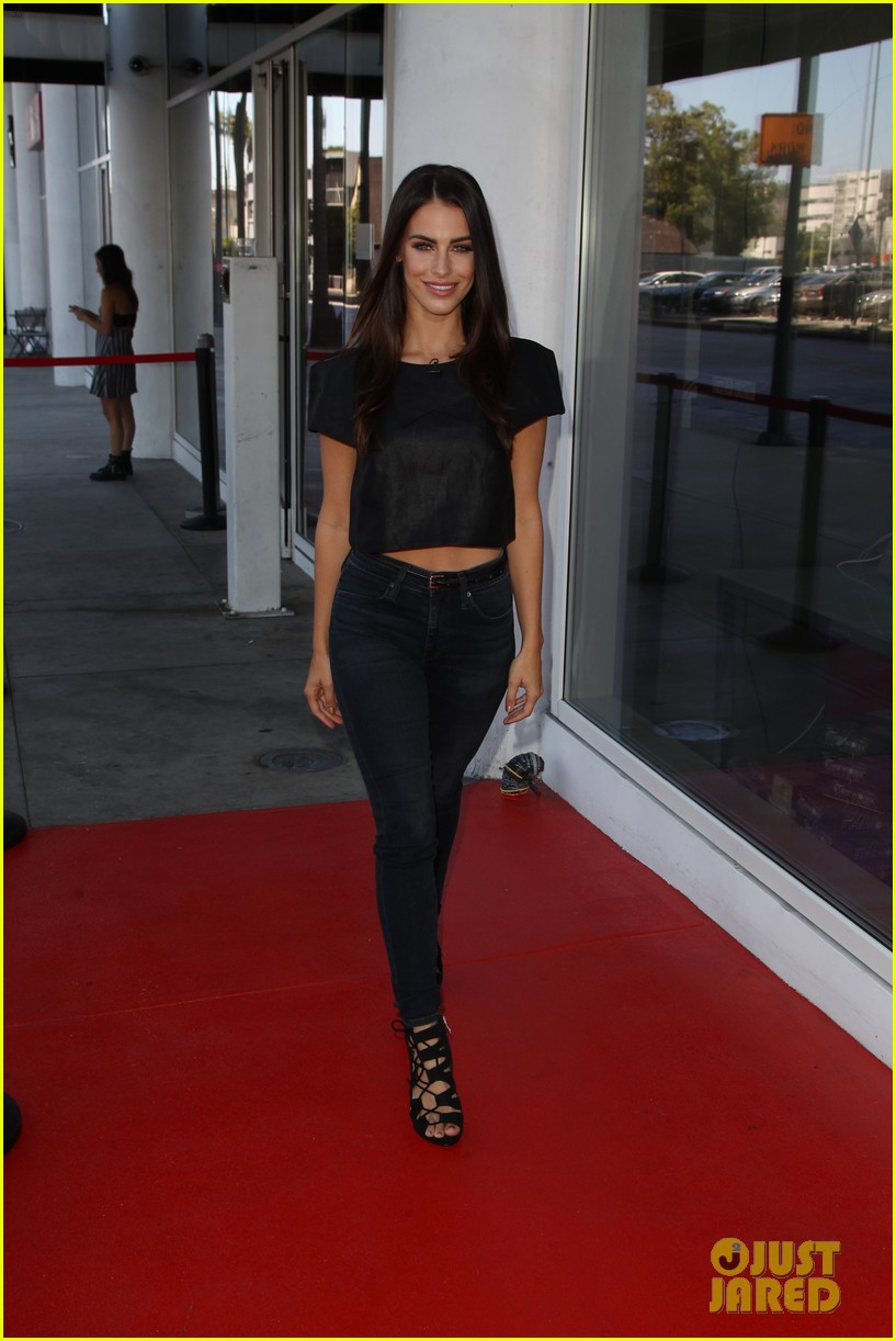 jessica lowndes the prince hollywood premiere 14