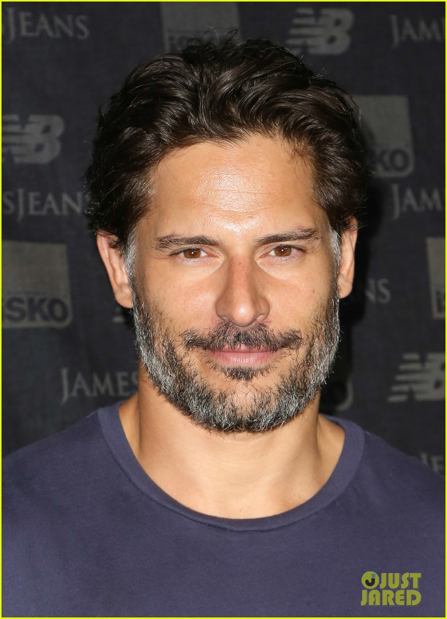 joe manganiello gets his dance on at new balance event 143179689