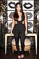 kim kardashian rocks super sexy revealing black jumpsuit 01