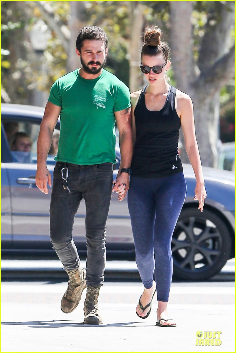 shia labeouf mia goth enjoy lunch date at granville 063181063