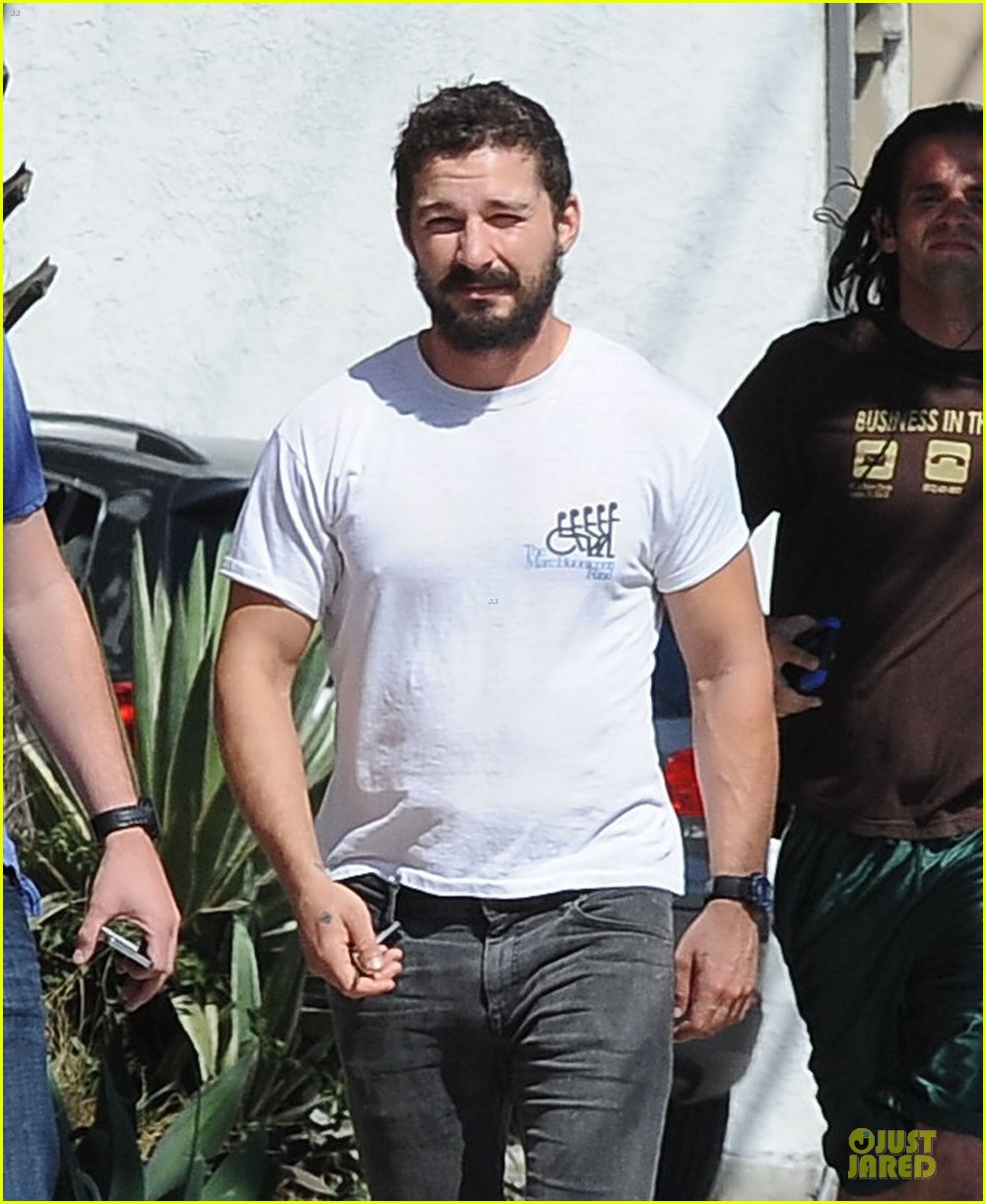 shia labeouf mia goth enjoy lunch date at granville 14